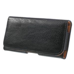 HOUSSE - ÉTUI Etui ceinture noir compatible pour SAMSUNG GALAXY ed178255658