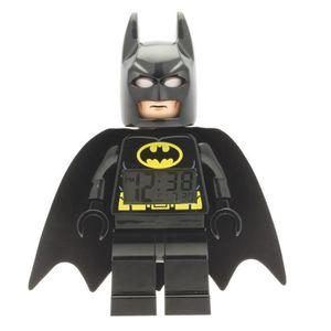 RÉVEIL SANS RADIO LEGO Réveil Batman