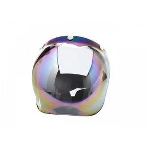 PIÈCE DÉTACHÉE CASQUE Visière Universelle V Parts Bubble Chrome Irridium