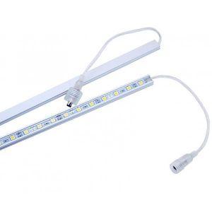 AMPOULE - LED Réglette à LED Blanc Chaud waterproof 50cm