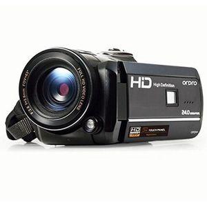 CAMÉSCOPE NUMÉRIQUE ORDRO Full HD numérique vision nocturne vidéo camé