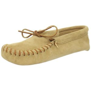 MOCASSIN Cuir lacé Softsole Moccasin TN7OS Taille-42 1-2