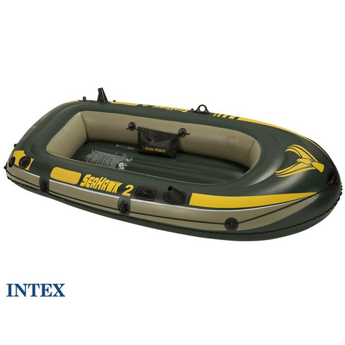 bateau de peche gonflable seahawk 2 intex