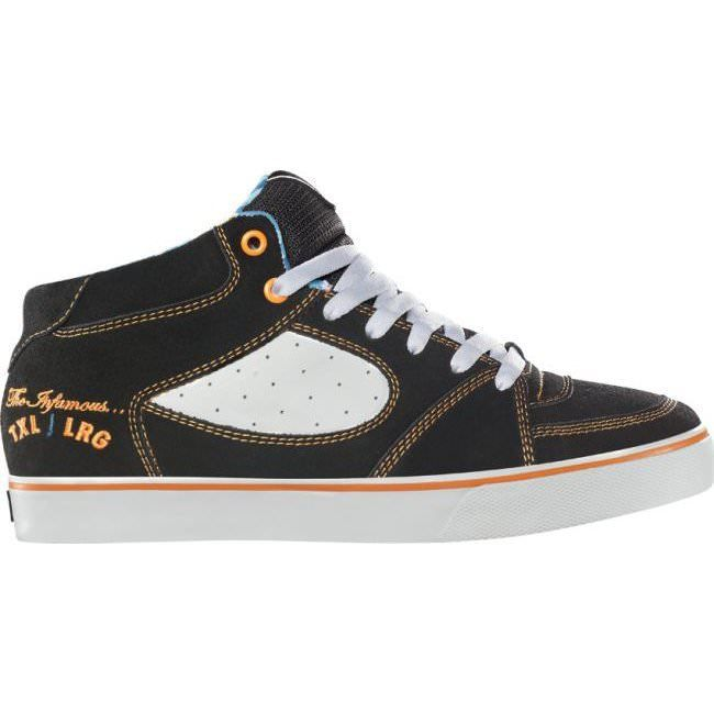 ES Square One Mid Black Orange W…