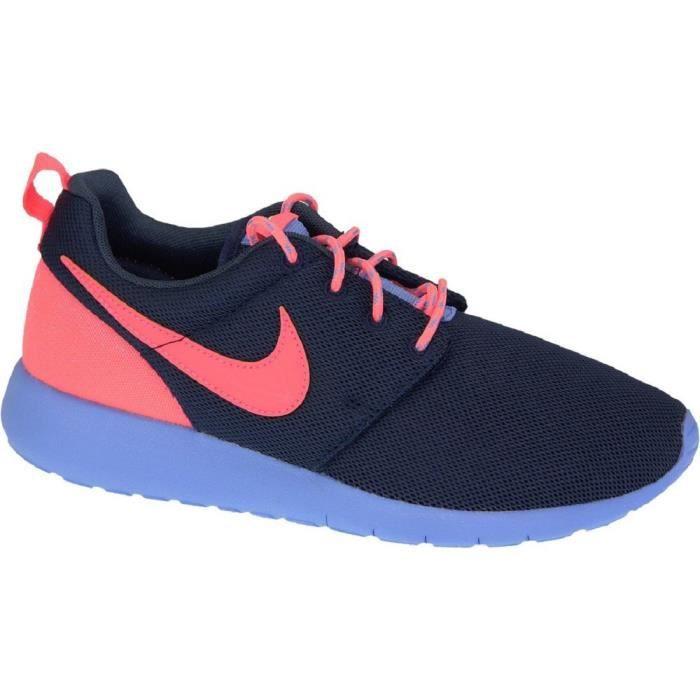 Nike Roshe One Gs 599729 408 Enfant Baskets