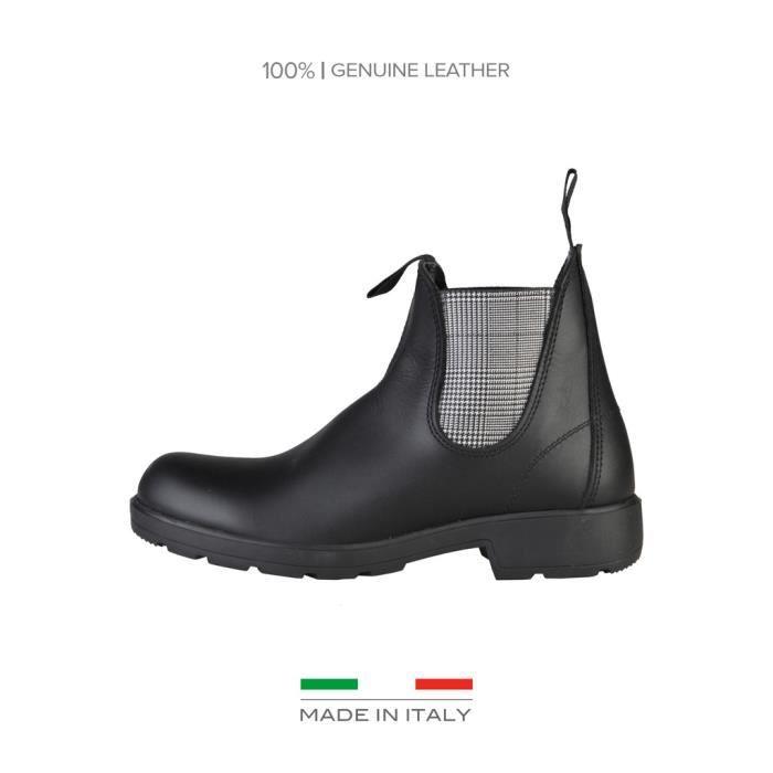 Fila - Bottines pour homme (DIEGO NERO-BIANCO) - Noir Noir Noir ... d9f6c3e9002