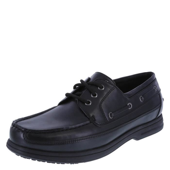 Slip Resistant Bedford Boat Oxford DS8M6 Taille-44 1-2