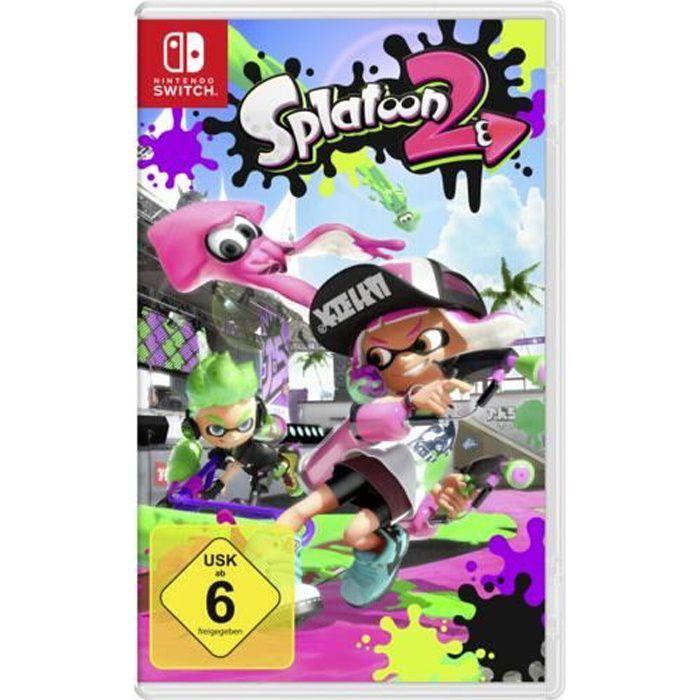 JEU NINTENDO SWITCH Nintendo Switch Splatoon 2