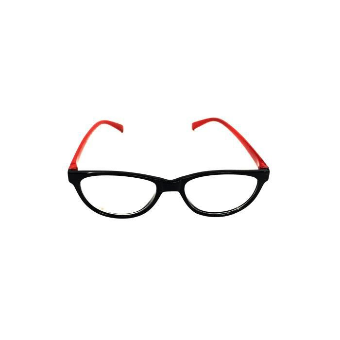 Cat-eye (red-black) Girls Wear Spectacles Frames (wfns0255) DHADI
