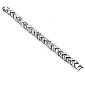 BRACELET - GOURMETTE SODIAL(R) Acier inoxydable Bracelets pour femmes H