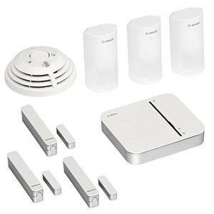KIT ALARME Bosch Pack alarme connectée BOSCH SMART HOME KIT 2