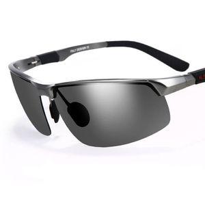 8f28280f82 LUNETTES DE SOLEIL ChangM lunettes de soleil hommes sport de Fashion