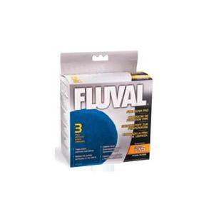 ENTRETIEN ET TRAITEMENT FLUVAL Lot de 3 mousses extra fine Fx5 Fx6 - Pour