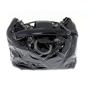 Cuir Porté Sac Femme Guess88230 Artificielle Guess Épaule Noir qZA1xt