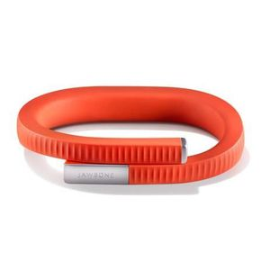 MONTRE OUTDOOR - MONTRE MARINE Coach connecté - Jawbone Up24 Small Persimmon