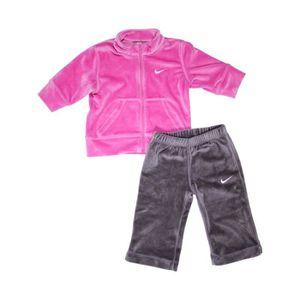 431ef7c5eb348 Jogging bébé fille NIKE 9 mois violet hiver - vêtement bébé  1052434 ...
