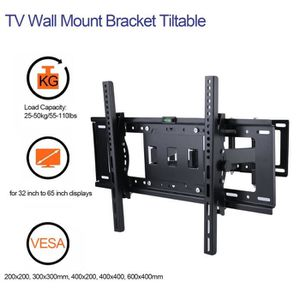 FIXATION - SUPPORT TV Support TV mural orientable inclinable Meuble de t