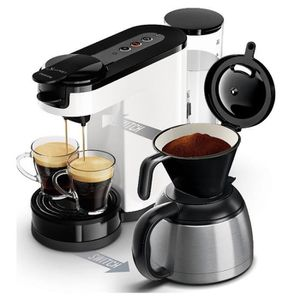 MACHINE À CAFÉ Cafetière PHILIPS - Senseo Switch Gris (HD7892/21)