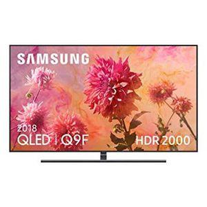 Téléviseur LED TV QLED 2018 - 65 pouces LED QD Flat / Direct LED