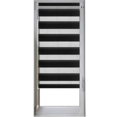Store Enrouleur Jour Nuit Noir 87 X 170 Cm