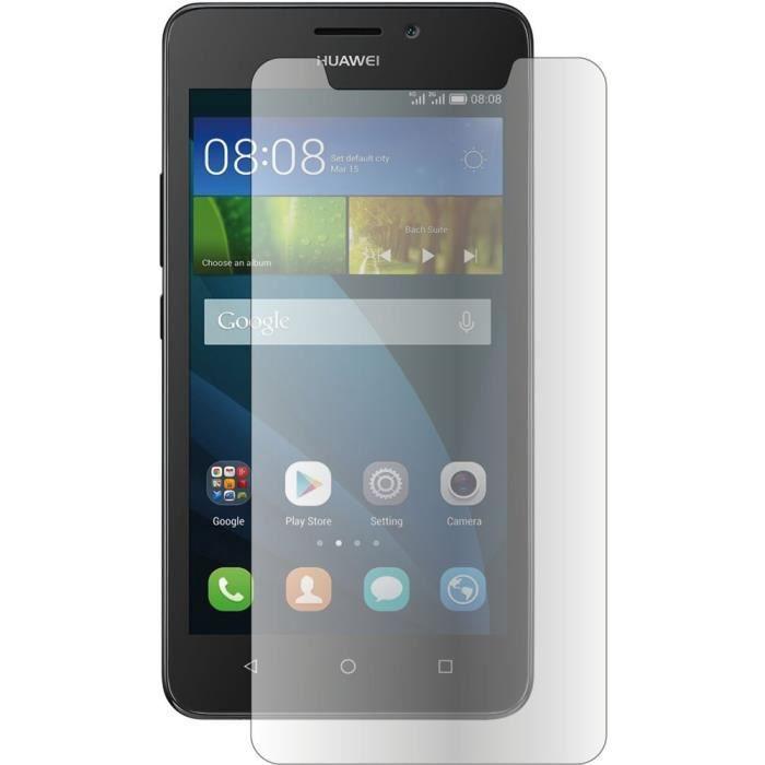 BIGBEN Protège-écran en verre trempé pour Huawei Y635