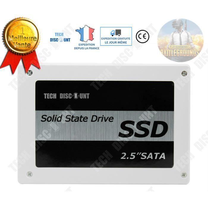DISQUE DUR SSD TD disque dur ssd interne ordinateur fix de bureau