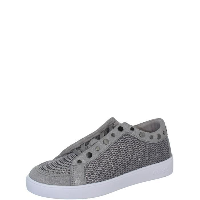 Baskets Guess Gisela ref_gue40564-pewter