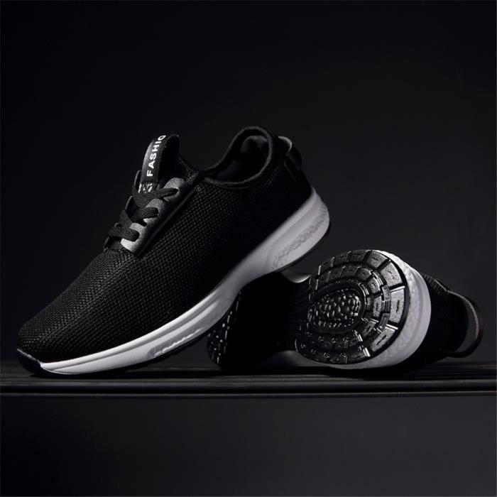 Basket Homme décontractées Beau Haut Qualité Chaussures Haut qualité Plus De Couleur Poids LéGer Chaussures Respirant 39-44 gDUhs