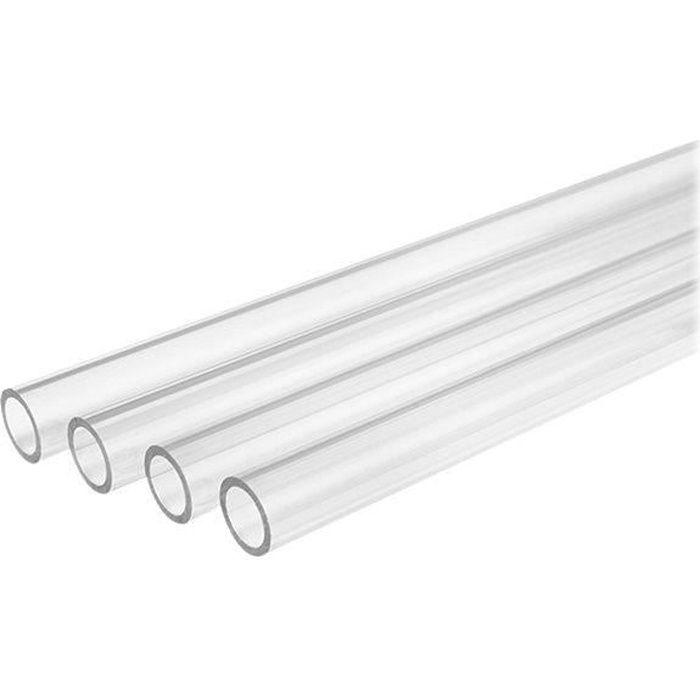 Tuyau Plastique Rigide Transparent