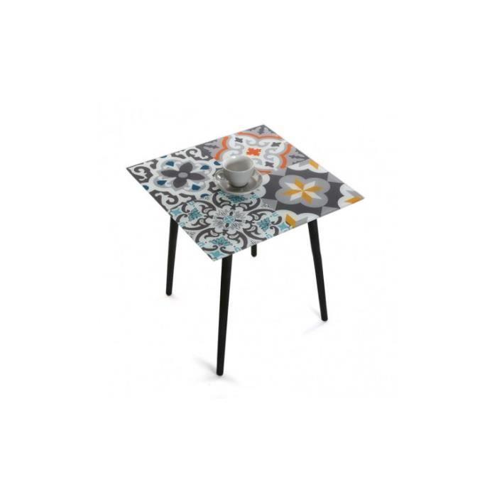 Table Mosaique Pas Cher.Table Plateau Mosaique