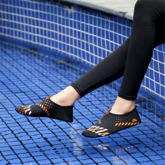 Bleu orange Eau Lger Qualit Haut Antidrapant Luxe Nouvelle Mode Femme Chaussure Marque Femmes De Chaussures Classique Poids qU0nZaw