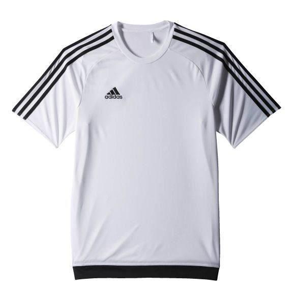 MAILLOT DE FOOTBALL ADIDAS ESTRO 15 JSY T-shirt junior - Blanc