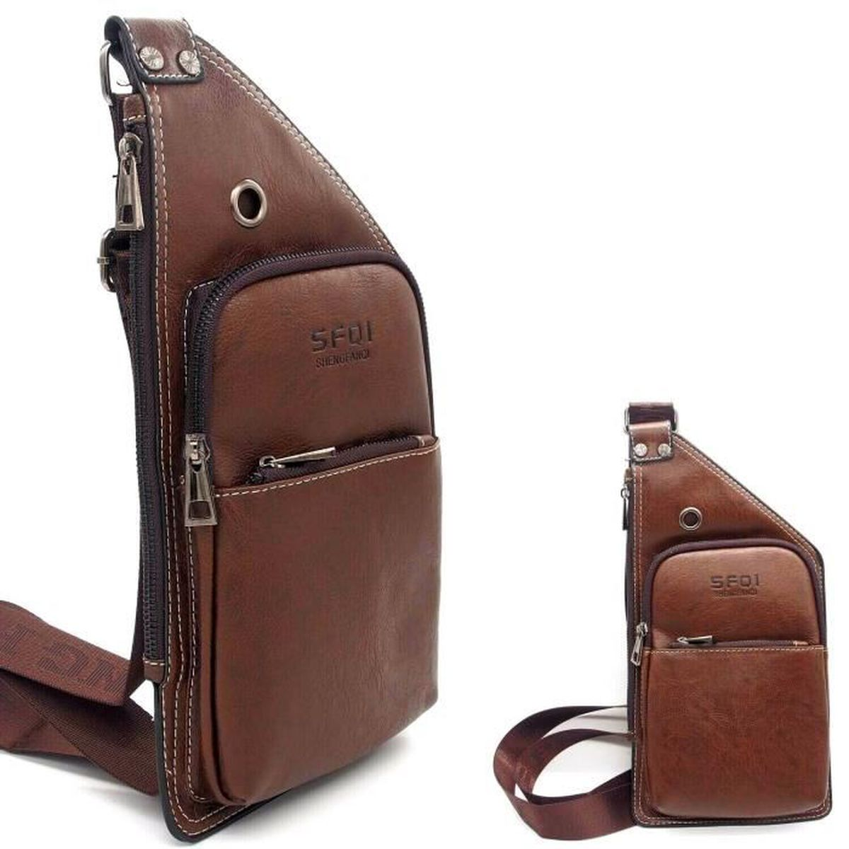 7bcc0db768 Sacoche holster homme - Achat / Vente pas cher