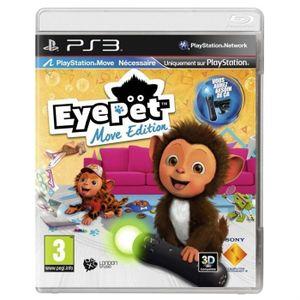 JEU PS3 EYEPET (Move Edition) / Jeu console PS3