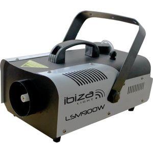 IBIZA LSM900W Machine ? fumée 900W