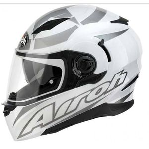 1f42a44d8ad681 CASQUE MOTO SCOOTER Casque intégral moto Airoh Movement taille XS colo ...