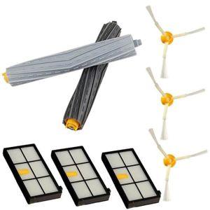 ASPIRATEUR ROBOT Kit de remplacement d'extracteur de filtre latéral