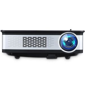 Vidéoprojecteur Vidéoprojecteur Portable LED 3300 Lumens, Excelvan