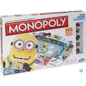 JEU SOCIÉTÉ - PLATEAU LES MINIONS Monopoly Minions