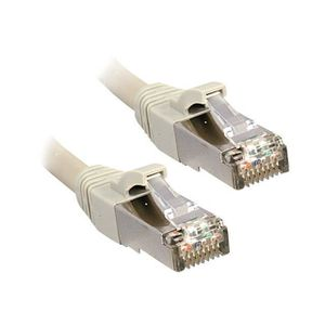 CÂBLE RÉSEAU  LINDY Câble réseau - 6 F/UTP - 250MHz - 7,5 m - Gr