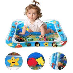 TAPIS ÉVEIL - AIRE BÉBÉ Tapis d'eau Gonflable de bébé, Centre de Jeu d'act