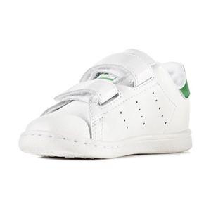 Basket enfant Adidas Stan Smith Cf I Bz0520 Bla... LhculhY