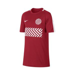 MAILLOT DE FOOTBALL Maillot Nike Academy Rouge Junior