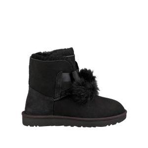 bottes ugg femme noir