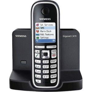 Téléphone fixe SIEMENS Gigaset C470