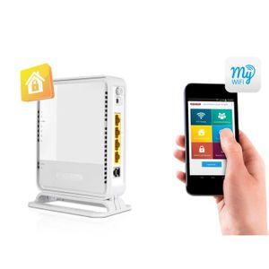 MODEM - ROUTEUR Sitecom WLM-3600 N300 Wi-Fi Modem Router X3 incl.