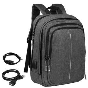 Sac a dos ordinateur portable 17 pouces port usb - Achat   Vente pas ... 68433e91fd5f