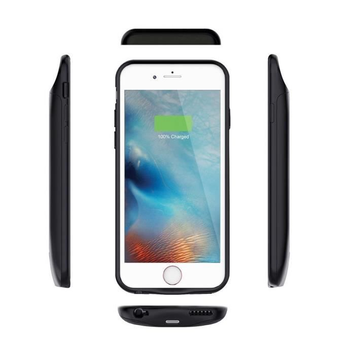coque rechargeable iphone 8 plus