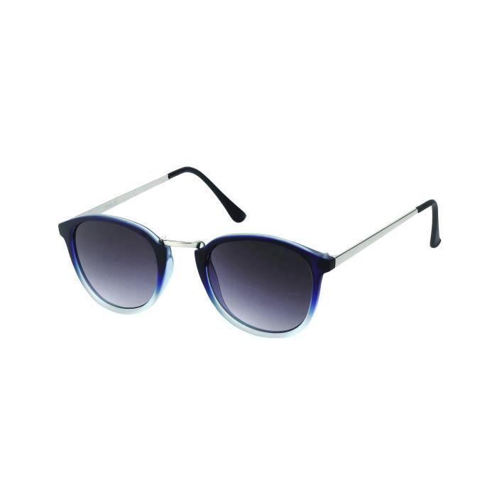 Lunettes Fashion vintage mixtes-KOST 5040 Bleu dégradé