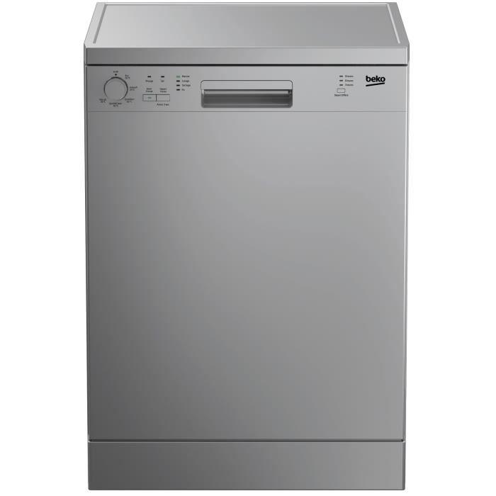 lave vaisselle beko 60 cm achat vente lave vaisselle beko 60 cm pas cher soldes d s le 10. Black Bedroom Furniture Sets. Home Design Ideas